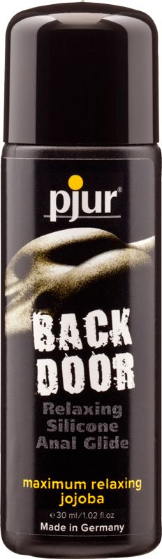 Анальный лубрикант Pjur Backdoor Relaxing Anal Silicone Lubricant, 30 мл